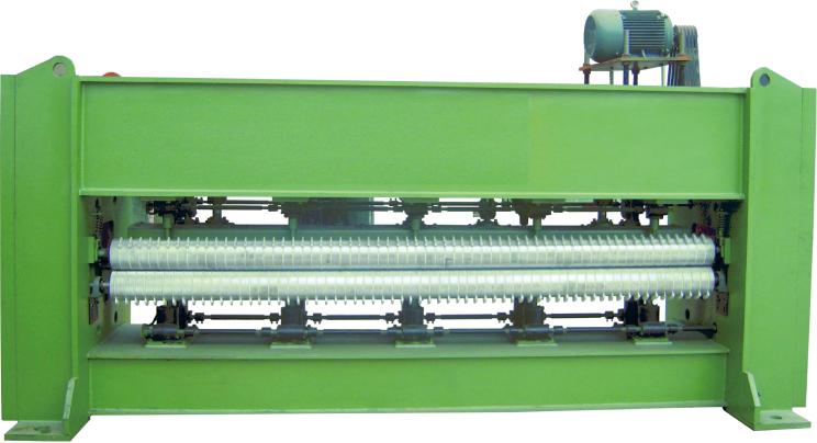 Medium/high-speed Needle Punching Machine