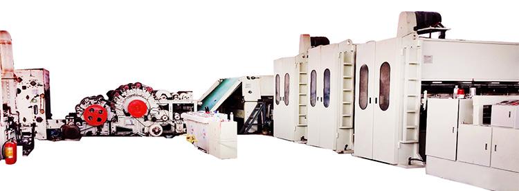 Geotextile Production Line